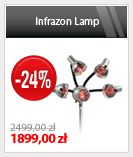 Infrazon Lamp | 1899 / 2499 | (-24%)