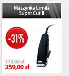 Maszynka Ermila Super Cut II | 259 / 373 (-31%)