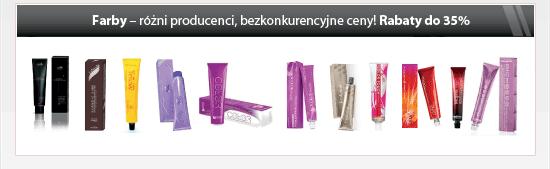 Farby – różni producenci, bezkonkurencyjne ceny! Rabaty do 35%
